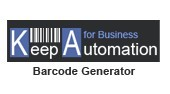 KeepAutomation Free Online Barcode Generator